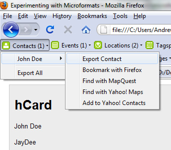 hcard