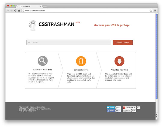 css-trashman